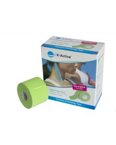 Original Kinesiology Tape, grün
