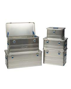 Aluminium-Transportkiste / Transportbox Comfort  bis 495 mm Breite