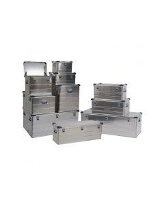 Aluminium-Transportkiste / Transportbox stapelbar bis 585 Breite