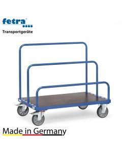 Plattenwagen für Einsteckbügel mit 750 kg oder 1200 kg Tragkraft