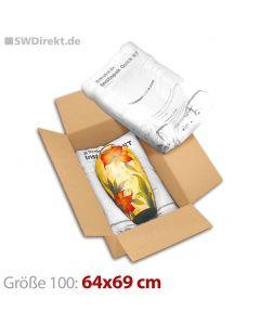 Original Instapak Quick RT 100 Schaumbeutelverpackung 64x69 cm
