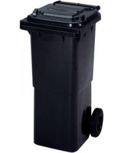 Großmülltonne 60 Liter, Kunststoff grau
