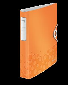 Leitz Active WOW SoftClick Ringbuch orange