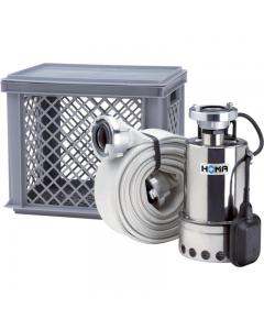 Pumpe für Notfalleinsatz Typ Flut-Set HOMA