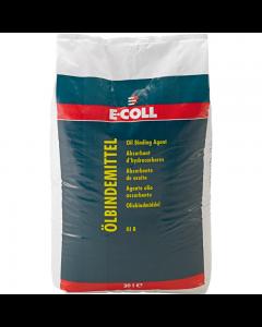 Ölbindemittel fein 20 kg Typ III/R, E-Coll