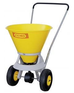 CEMO Streuwagen 20 Liter inkl. Abdeckung - TOP Angebot