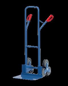 Treppenkarre 3-Sterne 200 kg Tragkraft, große Schaufel