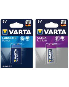 """VARTA Batterie """"E-Block/6LR61"""""""