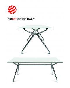 Wagner W-Table® Konferenztisch 110x220 cm