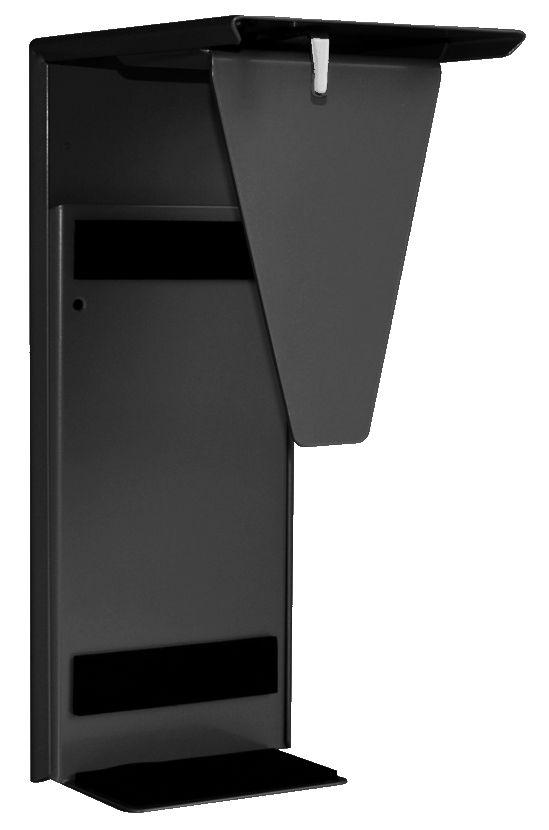 PC Halterung schwarz