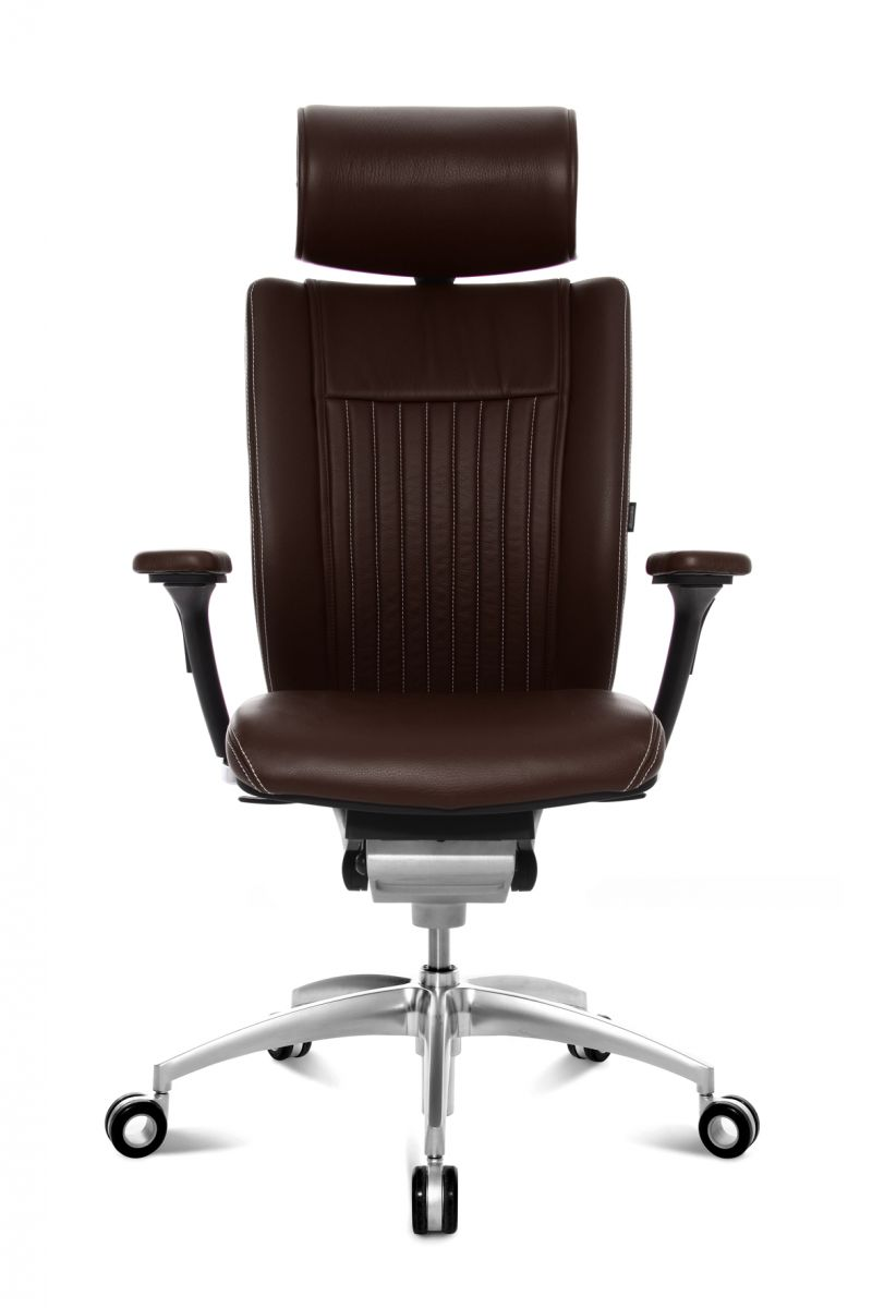 Wagner Titan Limited S Comfort Bürodrehstuhl - braun