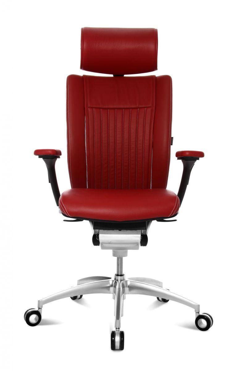 Wagner Titan Limited S Comfort Bürodrehstuhl - rot