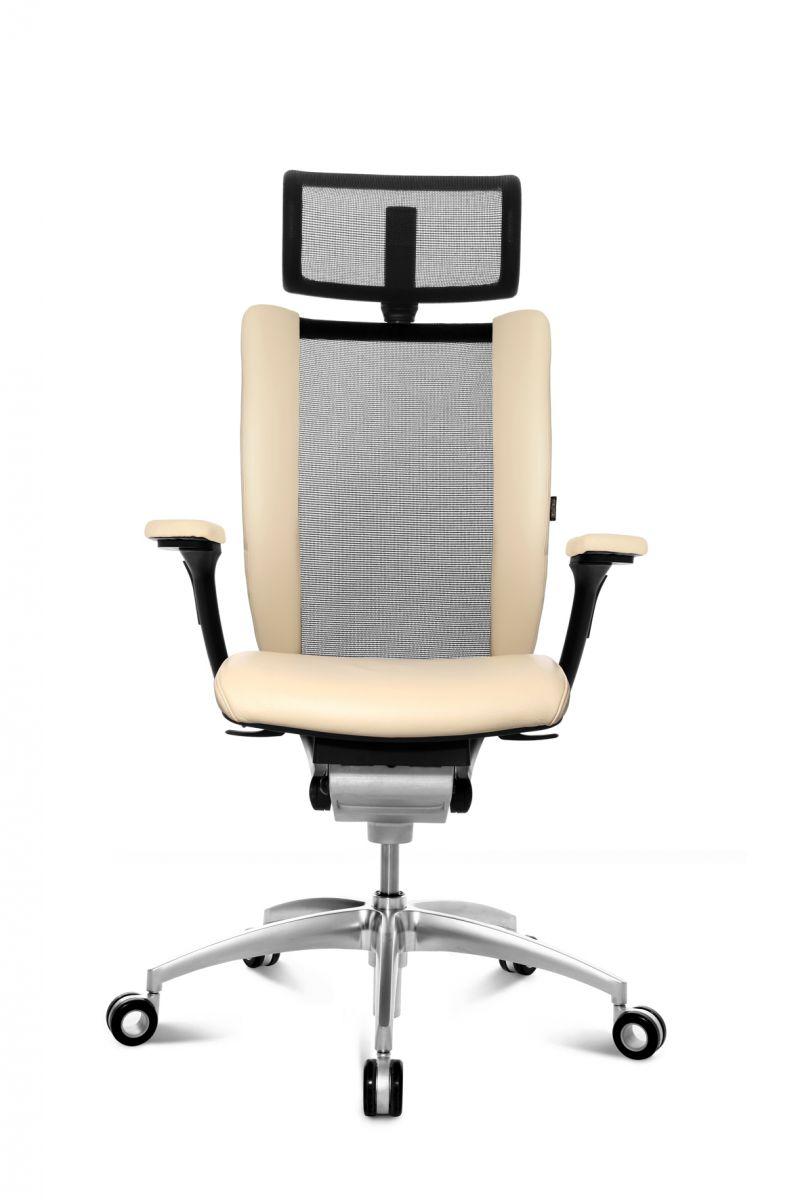 Wagner Chefsessel Titan Limited Leder, beige