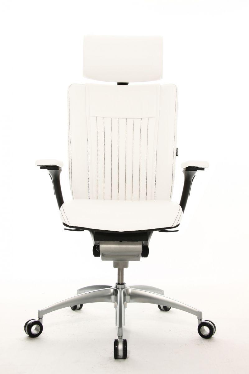 Wagner Titan Limited S Comfort Bürodrehstuhl - weiss