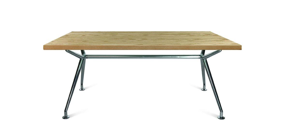 Wagner W-Table® mit Echtholzplatte 110x220 cm