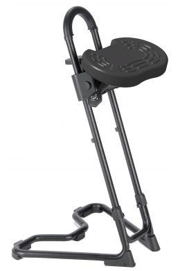 Stehhilfe höhenverstellbar mit PU-Schaum Sitz